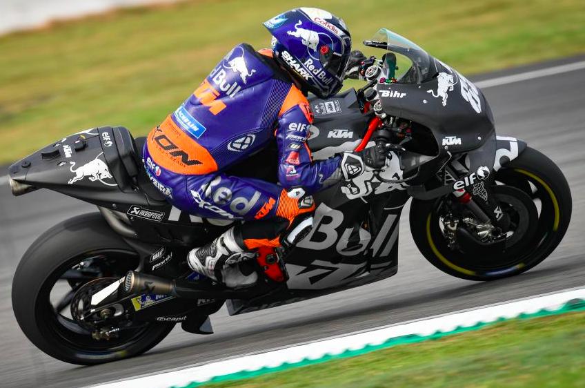 Dotd Miguel Oliveira Debut Season Grand Prix Scout